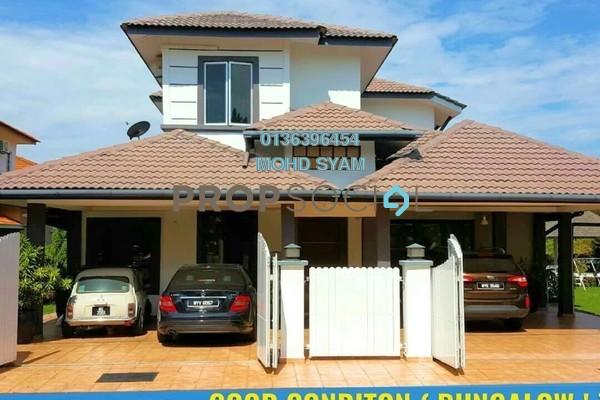 For Sale Bungalow at Seksyen 6, Bandar Bukit Mahkota Freehold Semi Furnished 5R/4B 1.33m