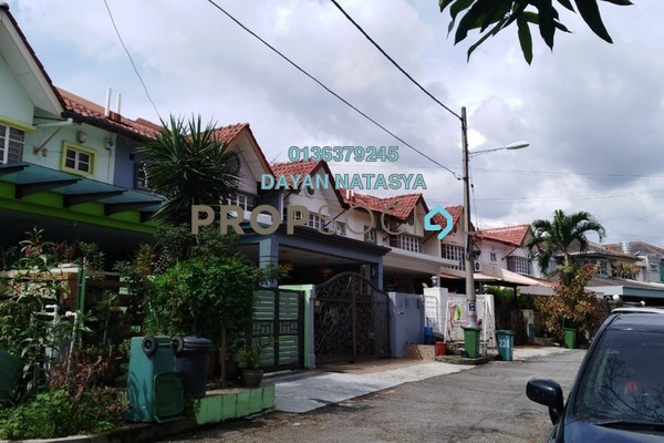 For Sale Terrace at Taman Menjalara, Bandar Menjalara Freehold Semi Furnished 8R/5B 900k