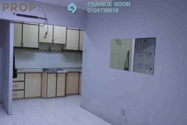 For Sale Apartment at Taman Perai Utama, Seberang Jaya Freehold Semi Furnished 3R/2B 170k