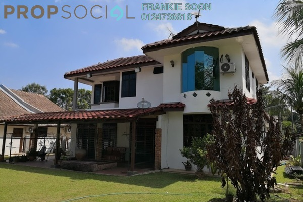 For Sale Bungalow at Taman Bertam Indah, Penang Freehold Semi Furnished 9R/6B 895k