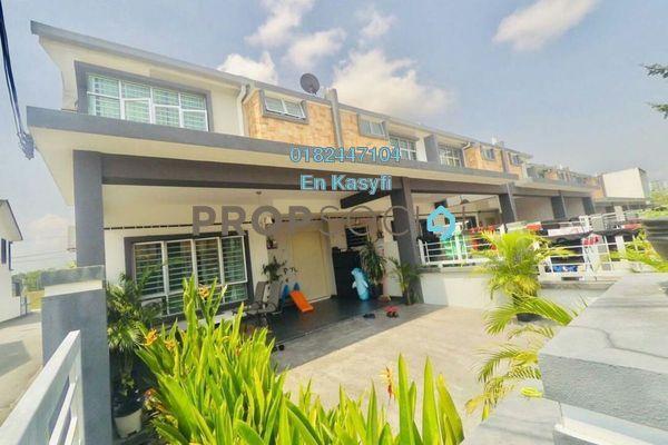 For Sale Terrace at Taman Pelangi Semenyih 2, Semenyih Freehold Fully Furnished 4R/3B 560k