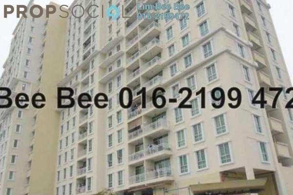 For Sale Condominium at Renjana Ampang, Ampang Freehold Semi Furnished 3R/2B 410k