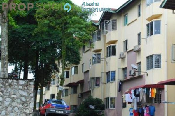For Sale Apartment at Permai Apartment, Damansara Damai Freehold Unfurnished 0R/0B 130k