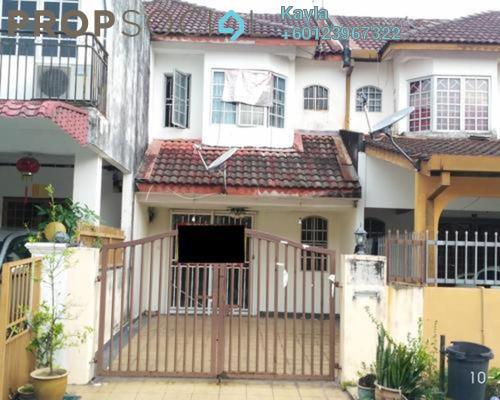 For Sale Terrace at Taman Sri Gombak, Batu Caves Freehold Unfurnished 0R/0B 340k