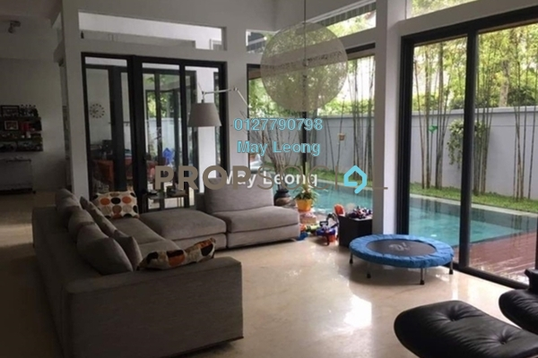 For Rent Semi-Detached at Idamansara, Damansara Heights Freehold Fully Furnished 4R/6B 18k