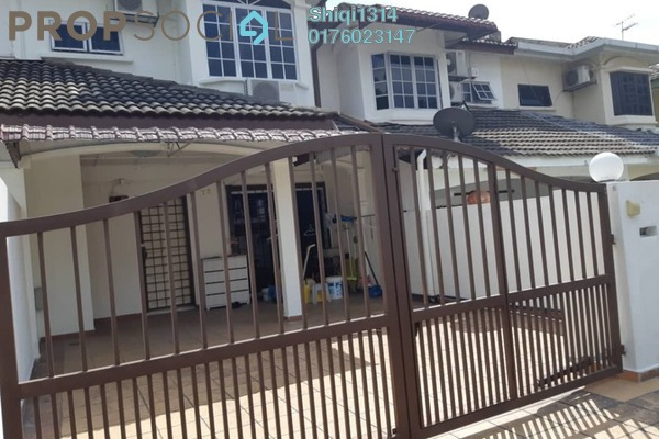 For Sale Link at Taman Wawasan, Pusat Bandar Puchong Freehold Unfurnished 4R/3B 690k