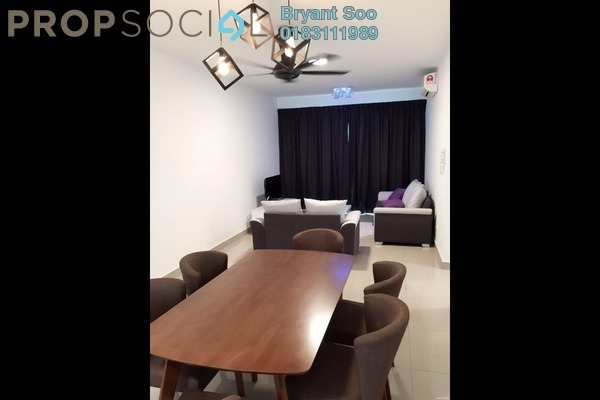 For Rent Condominium at Kiara Residence 2, Bukit Jalil Freehold Fully Furnished 3R/3B 2.3k