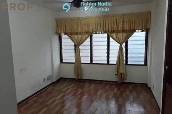 For Sale Apartment at Sri Tioman II, Setapak Freehold Semi Furnished 2R/2B 197k