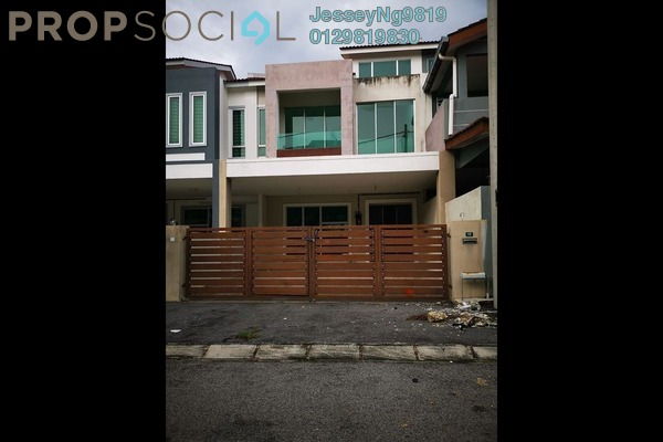 For Sale Terrace at Taman Pengkalan Jaya, Ipoh Leasehold Unfurnished 4R/4B 358k