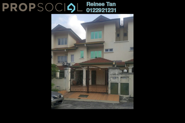 For Sale Terrace at Eminence @ Bandar Putra Permai, Seri Kembangan Freehold Semi Furnished 4R/4B 680k