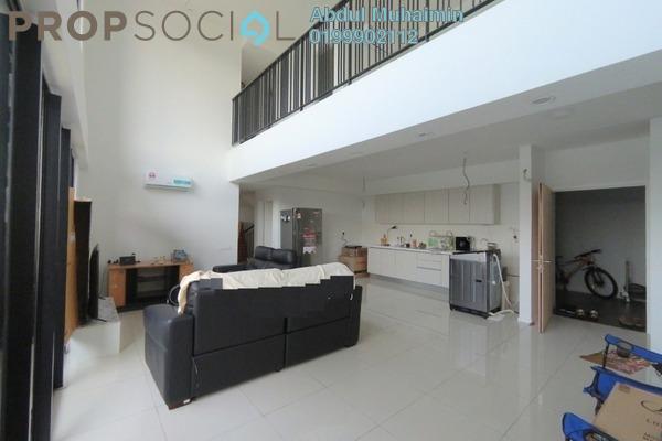 For Rent Duplex at Dream City, Seri Kembangan Freehold Fully Furnished 4R/4B 4.5k