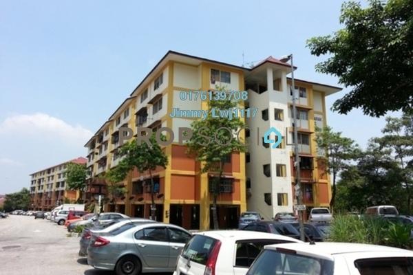 For Sale Apartment at Gugusan Semarak, Kota Damansara Freehold Unfurnished 3R/2B 173k