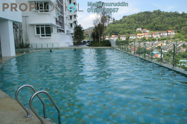 For Sale Condominium at Saville, Melawati Freehold Unfurnished 4R/3B 485k