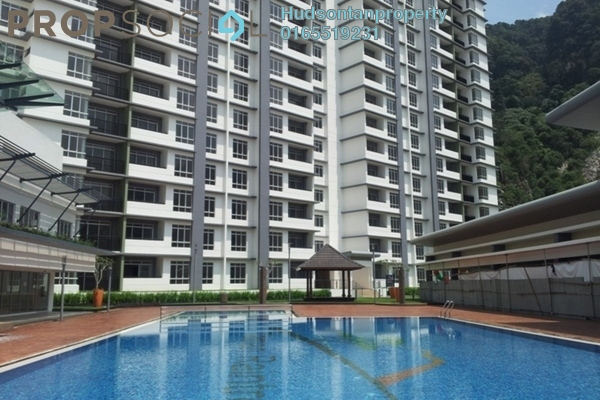 For Sale Condominium at Taman Raintree, Batu Caves Freehold Semi Furnished 3R/2B 350k