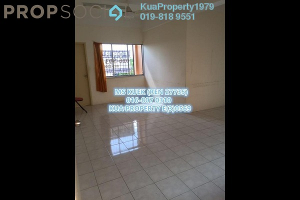 For Sale Apartment at Desa Ilmu Apartment, Kota Samarahan Leasehold Unfurnished 3R/2B 148k