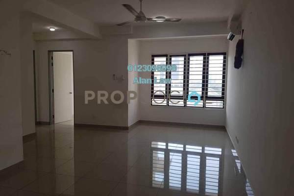 For Rent Condominium at Sentul Rafflesia, Sentul Freehold Semi Furnished 3R/2B 2k