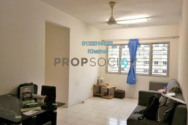 For Sale Apartment at Kompleks Suria Kinrara, Puchong Leasehold Semi Furnished 3R/2B 225k