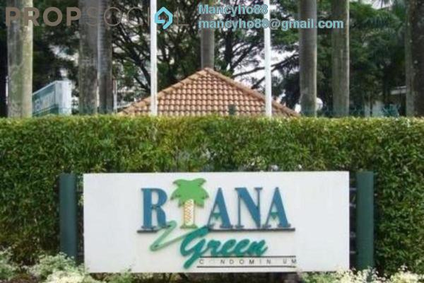 For Sale Condominium at Riana Green, Tropicana Freehold Semi Furnished 4R/5B 1.09m
