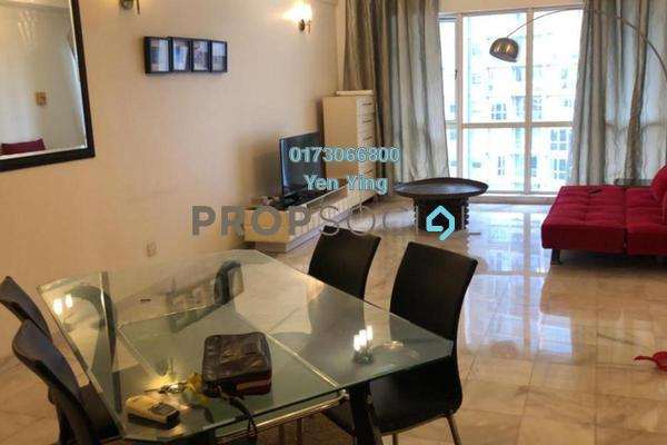 For Rent Condominium at Vista Damai, KLCC Freehold Fully Furnished 1R/1B 2.4k