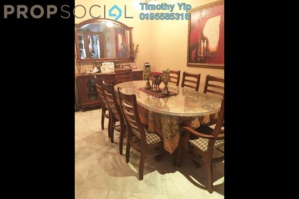 For Sale Terrace at Zone P, Sri Petaling Leasehold Fully Furnished 4R/3B 1.05m