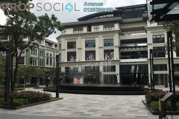 For Rent Office at Plaza Arcadia, Desa ParkCity Freehold Fully Furnished 0R/0B 1k