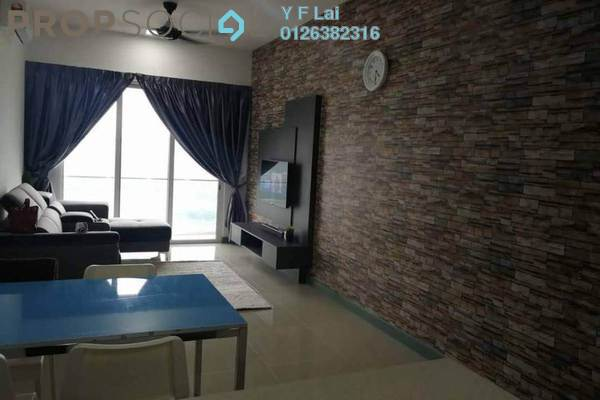 For Rent Condominium at Southbank Residence, Old Klang Road Freehold Fully Furnished 3R/2B 2.48k