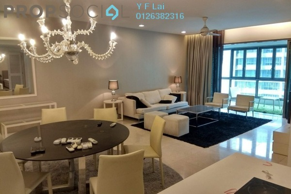 For Rent Condominium at Seni, Mont Kiara Freehold Fully Furnished 3R/5B 8.5k