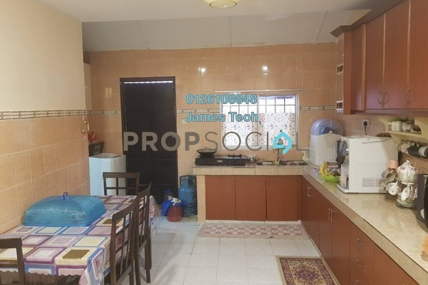 For Sale Terrace at Taman Alam Megah, Shah Alam Freehold Semi Furnished 3R/2B 419k