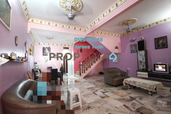 For Sale Terrace at Taman Mesra , Klang Freehold Semi Furnished 4R/3B 499k