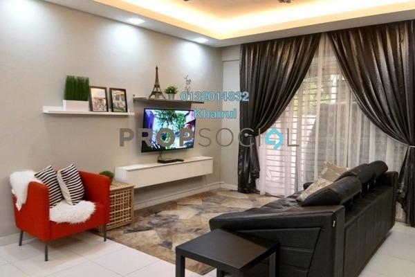 For Sale Terrace at Bandar Tasik Kesuma, Semenyih Freehold Fully Furnished 4R/3B 450k