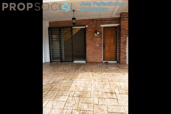 For Sale Terrace at Section 2, Bandar Mahkota Cheras Freehold Unfurnished 4R/3B 549k