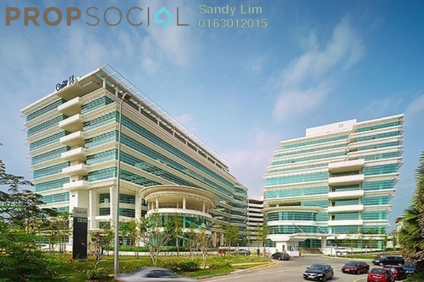 For Rent Office at Quill 18, Cyberjaya Freehold Unfurnished 0R/0B 73.9k