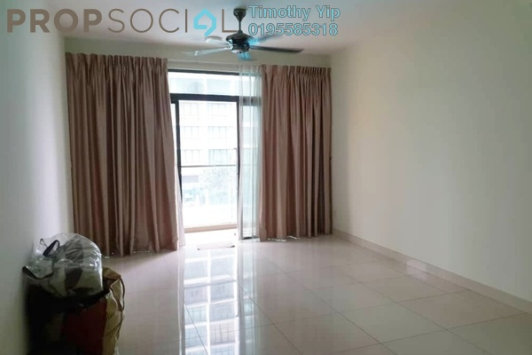 For Sale Condominium at The Z Residence, Bukit Jalil Freehold Semi Furnished 3R/2B 599k