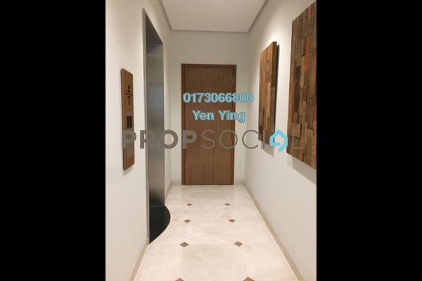 For Rent Serviced Residence at Quadro Residences, KLCC Freehold Fully Furnished 4R/4B 11k