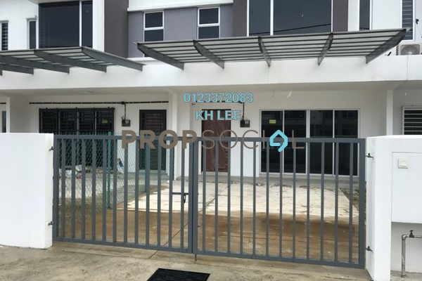For Rent Terrace at Aquila @ Alam Sutera, Kuala Selangor Freehold Unfurnished 4R/3B 1k