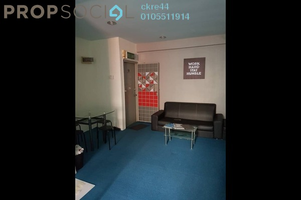 For Rent Office at Cheras Business Centre, Cheras Freehold Fully Furnished 1R/1B 1k