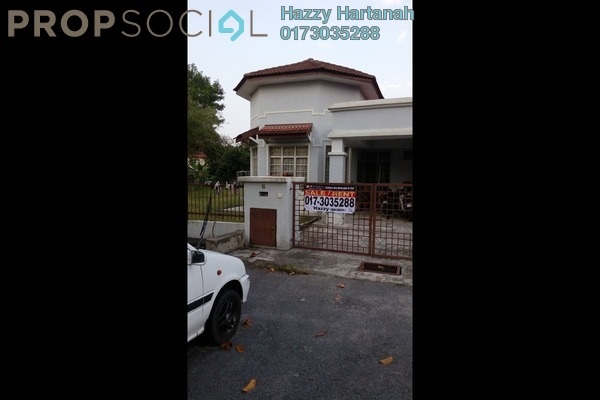For Sale Semi-Detached at Bandar Puncak Alam, Kuala Selangor Freehold Unfurnished 3R/2B 700k