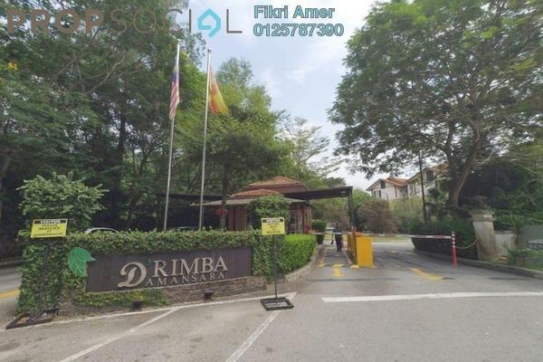 For Sale Apartment at D'Rimba, Kota Damansara Leasehold Unfurnished 3R/2B 430k