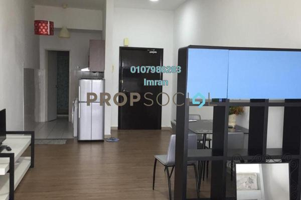For Rent Serviced Residence at Windsor Tower, Sri Hartamas Freehold Fully Furnished 1R/1B 2k