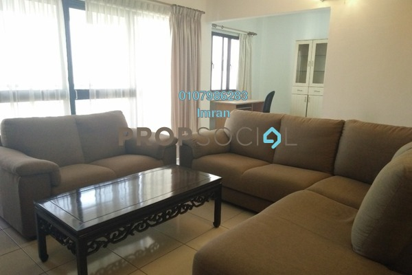 For Rent Condominium at Angkupuri, Mont Kiara Freehold Fully Furnished 3R/2B 4k