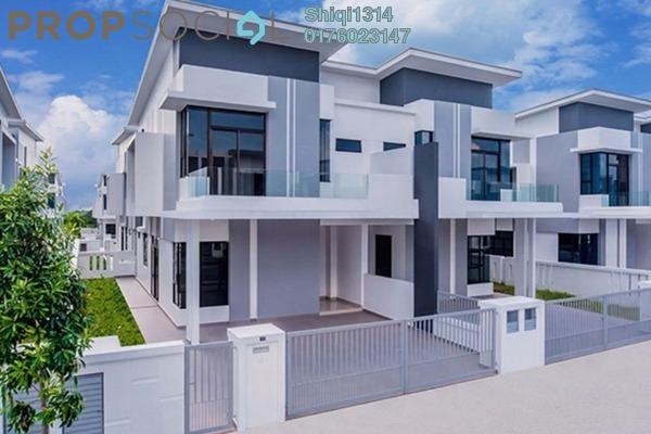For Sale Terrace at Garden Residence, Cyberjaya Freehold Unfurnished 4R/3B 600k