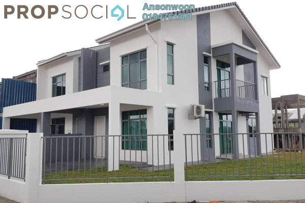 For Sale Terrace at Brogania Terrace Homes, Semenyih Freehold Unfurnished 4R/3B 520k