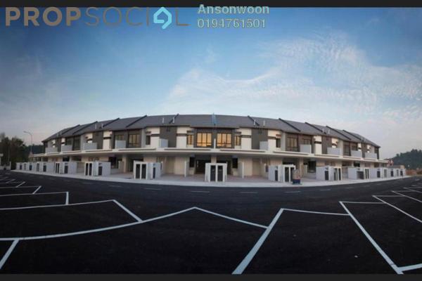 For Sale Townhouse at Lambaian Residence, Bangi Freehold Unfurnished 3R/2B 400k