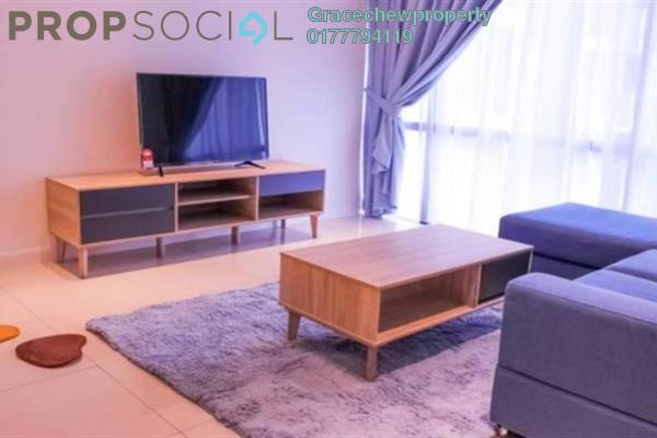 For Rent Condominium at Grand Medini, Medini Freehold Fully Furnished 2R/2B 2.4k