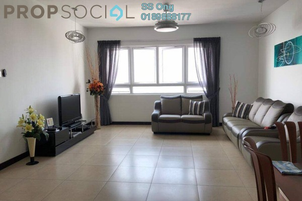 For Sale Condominium at Pearl Regency, Gelugor Freehold Fully Furnished 3R/2B 1.2m