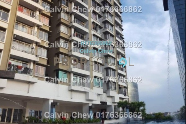For Sale Serviced Residence at Prima U1, Shah Alam Freehold Unfurnished 3R/2B 276k