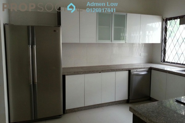 For Rent Condominium at U-Thant Residence, Ampang Hilir Freehold Semi Furnished 4R/3B 12k