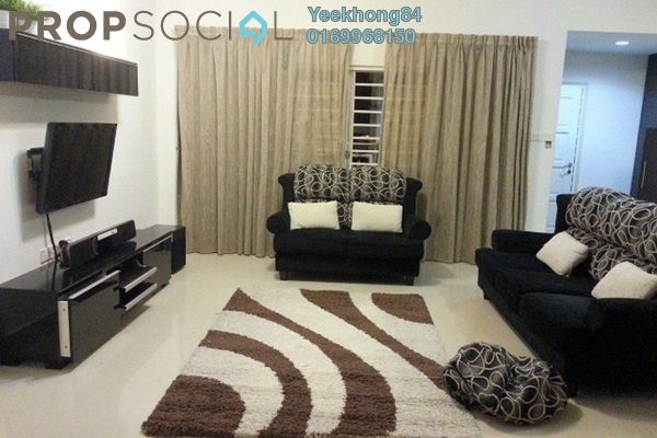 For Sale Terrace at Paragon Heights, Bandar Kinrara Freehold Semi Furnished 5R/4B 1.15m