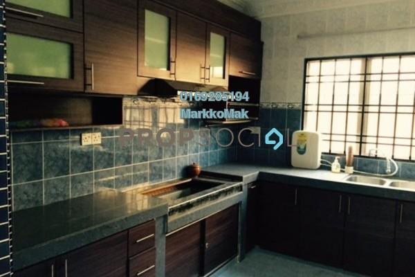 For Rent Terrace at Pusat Bandar Damansara, Damansara Heights Freehold Fully Furnished 4R/3B 1.8k