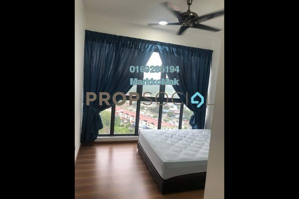 For Rent Serviced Residence at Amerin Mall & Residence, Balakong Freehold Semi Furnished 2R/2B 1.1k